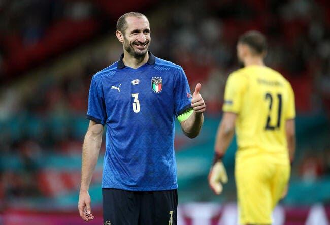 Ital : Le héros Giorgio Chiellini prolonge avec la Juventus