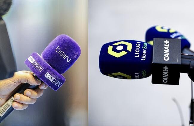 TV : BeInSports ou Canal+, ces 72h heures font trembler la Ligue 1