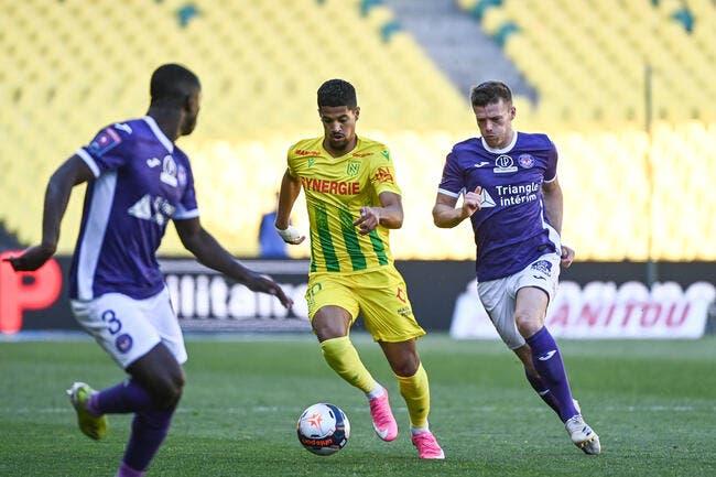 FCN : Deux départs terribles à Nantes ?