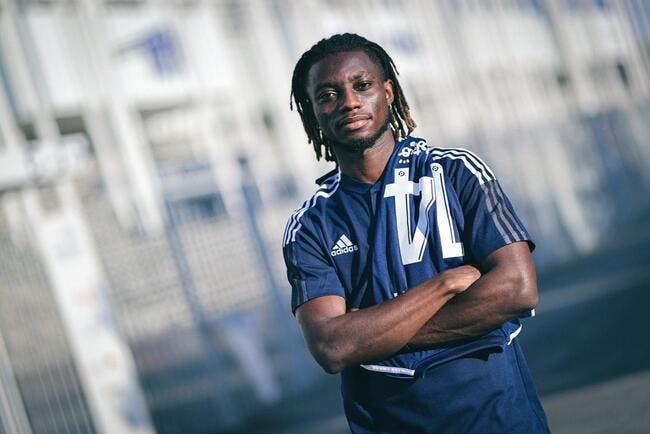 Officiel : Gideon Mensah signe à Bordeaux
