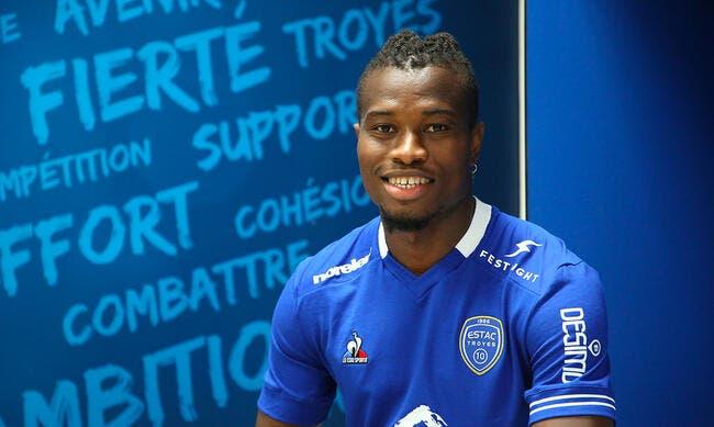 Officiel : L'OL prête Youssouf Koné à Troyes