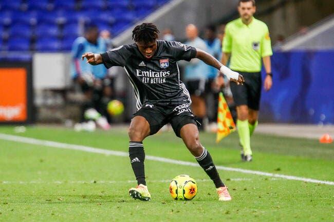 OL : Gros coup dur pour Youssouf Koné, Lyon l'envoie à Troyes