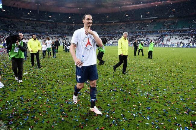 PSG : Ibrahimovic rêvait d'un retour, il s'est pris un vent