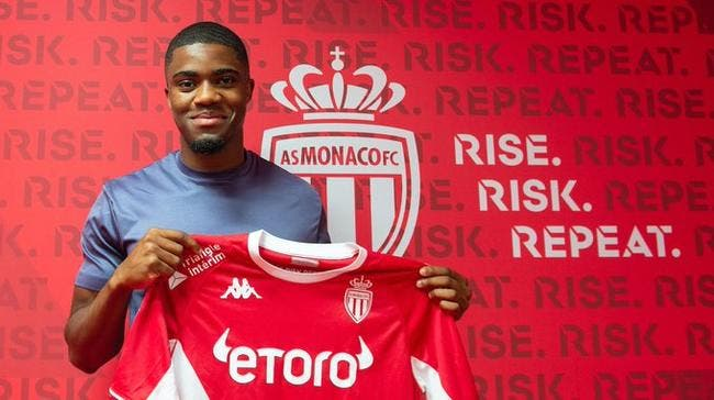 ASM : La pépite Myron Boadu arrive à Monaco !