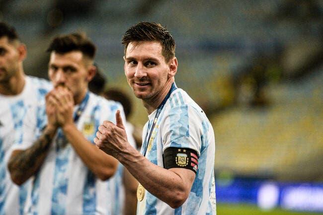 PSG : Lionel Messi, la photo qui relance le mercato