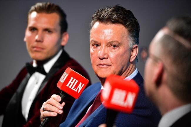 Eur : Louis Van Gaal redevient sélectionneur des Pays-Bas (Août 2021)
