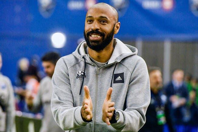 Ligue 1 : Thierry Henry tête d'affiche de Prime Video !