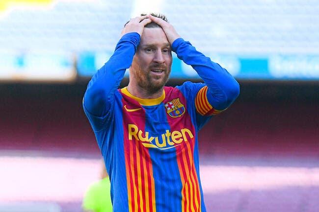 Officiel : Lionel Messi et le FC Barcelone, c'est fini !