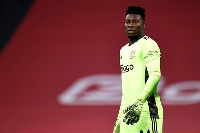 OL : André Onana, l'Ajax refuse de lâcher ses secrets