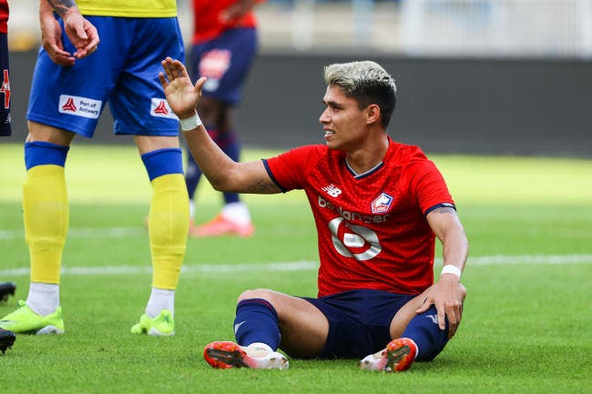 L1 : Luiz Araujo quitte Lille, la mauvaise surprise