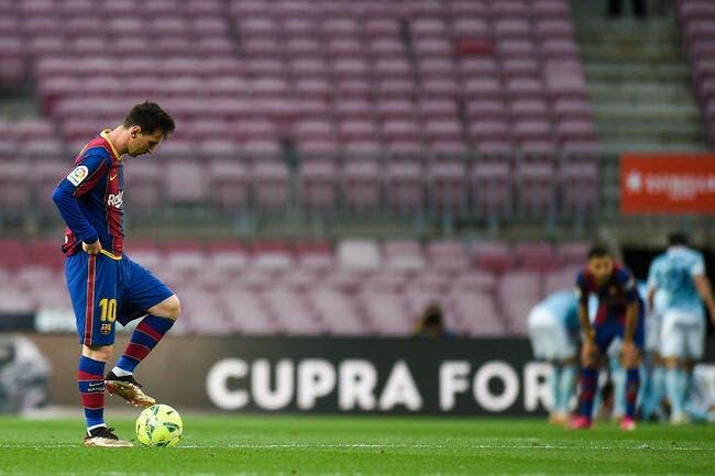Le Barça est plus important que Messi, Laporta est cash