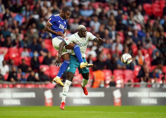 Ang : Leicester bat Man City et gagne le Community Shield