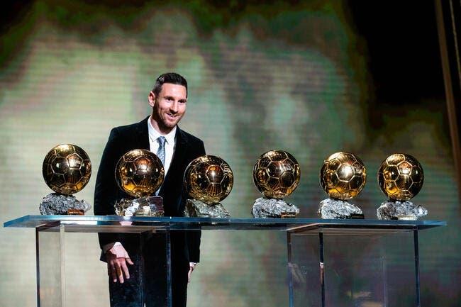Lionel Messi, l'Emir regarde le fair-play financier et rigole