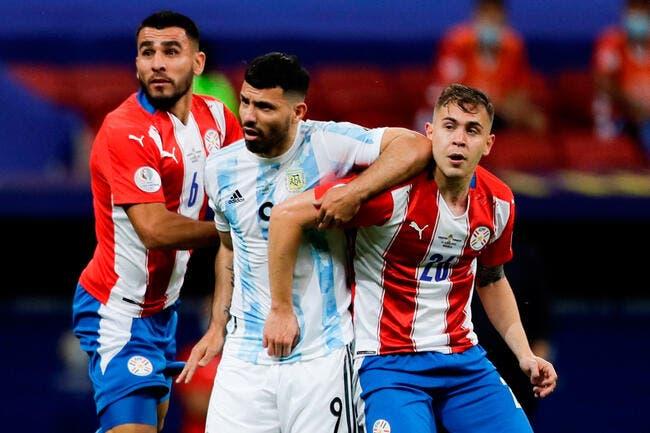 Barça : Agüero déjà blessé, l'après-Messi commence mal