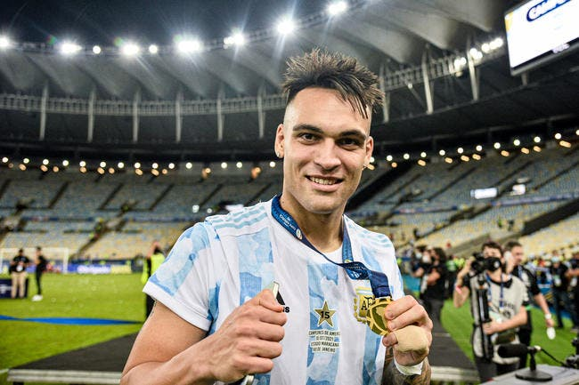Ita : Lautaro vendu après Lukaku, l'Inter pillé !