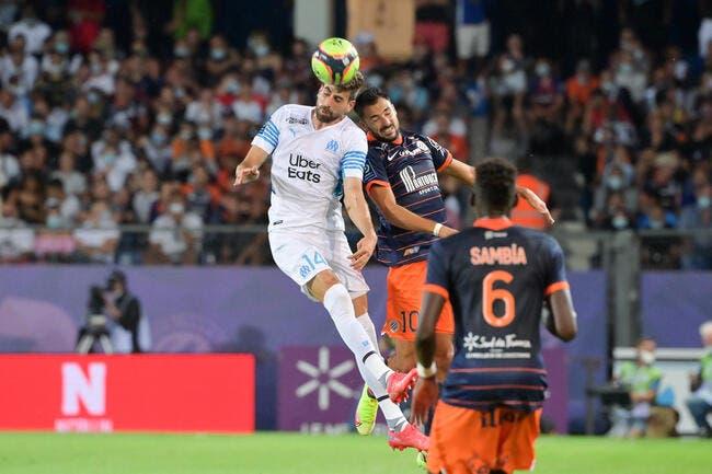 L1 : Montpellier-OM interrompu après des jets de projectiles