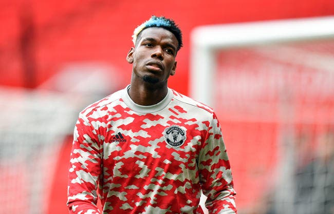 PSG : Manchester refuse toute négociation, Pogba reste !