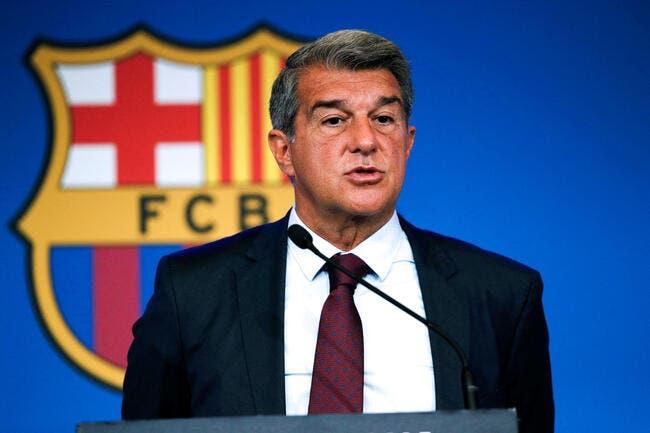 Esp : Laporta un larbin du Real Madrid, crise à Barcelone