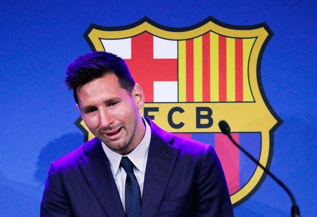 PSG : Lionel Messi trop vieux ? Il s'étouffe