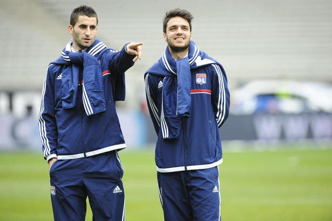OL : Grenier et Gonalons de retour à Lyon, l'idée folle de Juninho ?