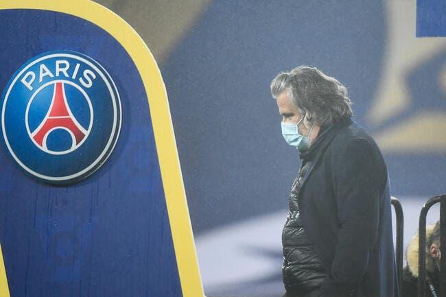L1 : Vincent Labrune remercie Al-Khelaifi pour Lionel Messi