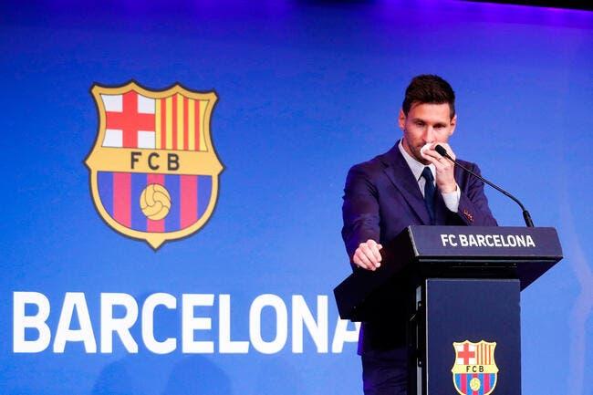 Lionel Messi au PSG, accord à 100% il arrive à Paris !