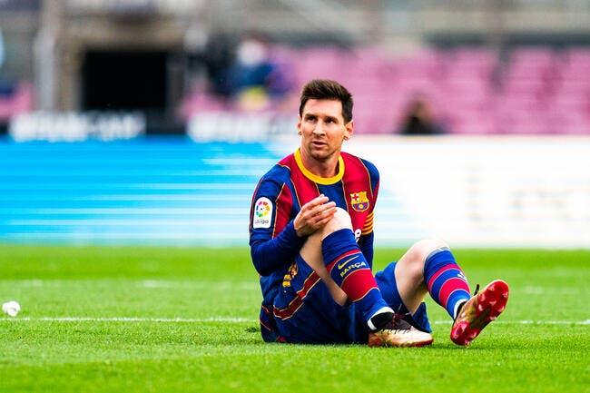 Lionel Messi au PSG, Champagne chez Amazon et Canal+ !