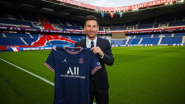 Lionel Messi au PSG, c'est officiel de chez officiel !