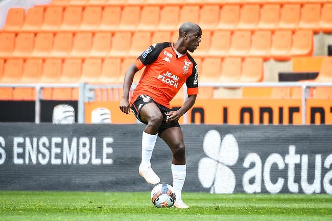 Officiel : Yoane Wissa quitte Lorient