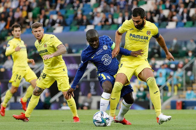 Chelsea arrache la Super Coupe d'Europe aux tirs au but !