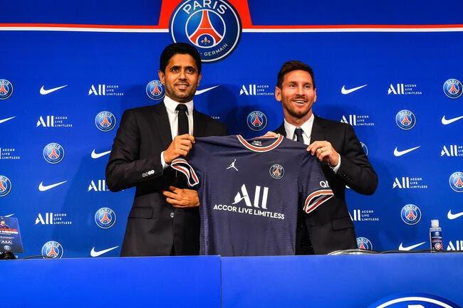 Messi au PSG, Al-Khelaifi a zéro peur du fair-play financier