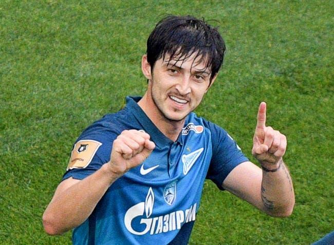 OL : Sardar Azmoun, c'est trop cher pour Lyon
