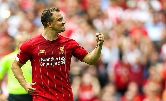 OL : Shaqiri tout proche de Lyon, Liverpool prêt à craquer !