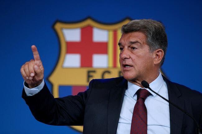 Barça : Laporta brutalise Koeman, c'est violent