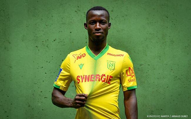 Mercato : Osman Bukari prêté au FC Nantes !