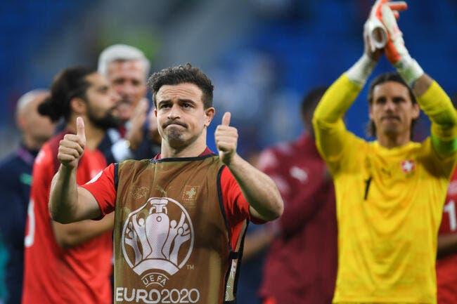 OL : 10 millions d'euros et Shaqiri signe à Lyon