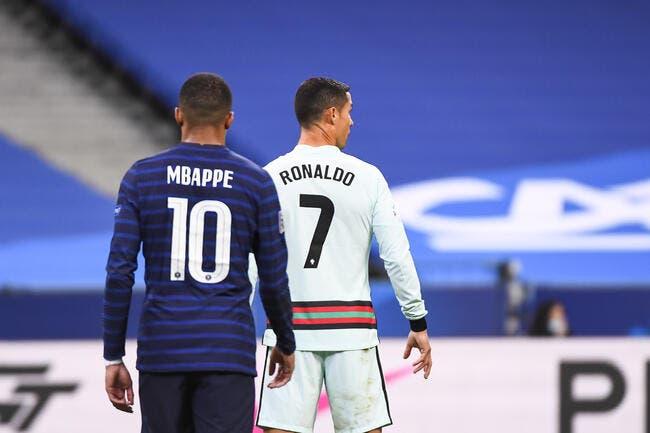 PSG : Kylian Mbappé remplacé par Cristiano Ronaldo en 2022 ?