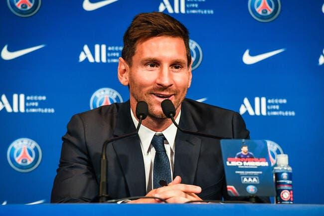 PSG : Lionel Messi rend Paris « imbattable », Unai Emery sidéré