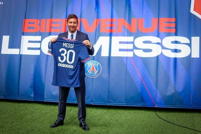 PSG : Paris en mode radin avec Messi