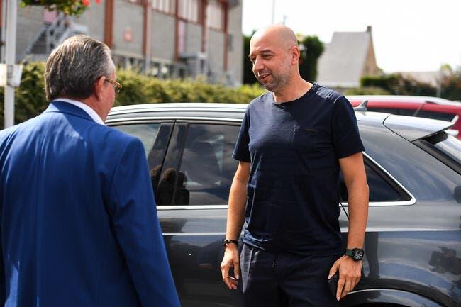 Bordeaux : Romain Molina sort les casseroles sur Gérard Lopez