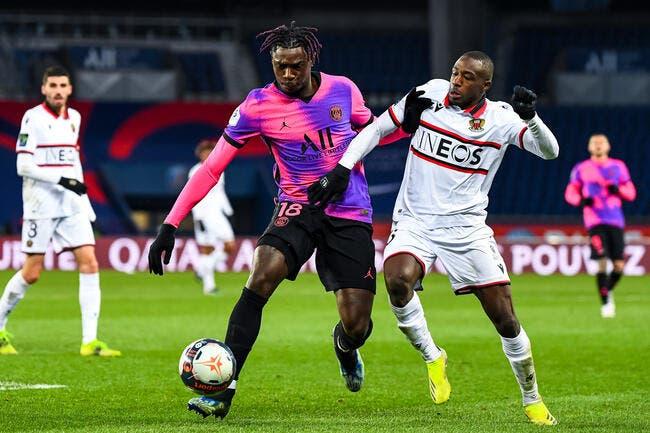 Mercato : Moise Kean en Ligue 1... mais pas au PSG ?