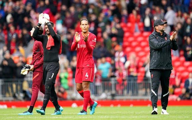Officiel : Van Dijk prolonge avec Liverpool