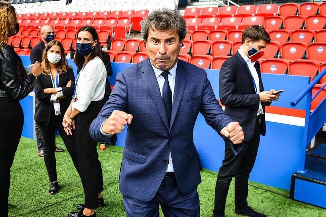 OL : Vincent Duluc a deux doigts de faire une Da Fonseca
