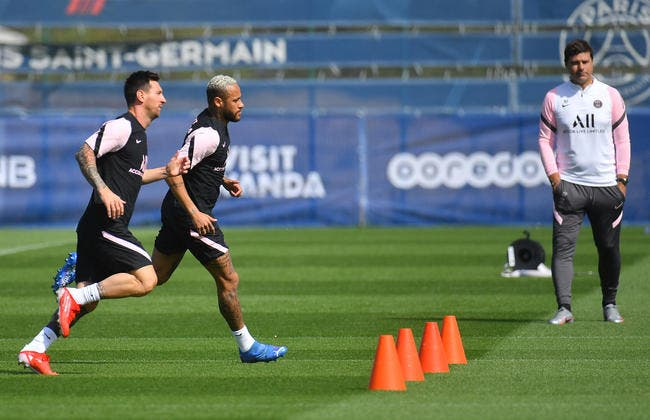 PSG : Messi, Neymar, Mbappé, le rappel de Pochettino