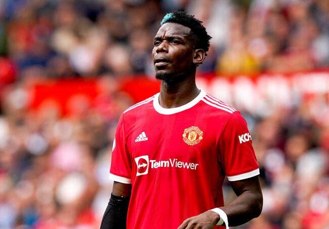 Ang : Paul Pogba restera à Man United, parole de Romano