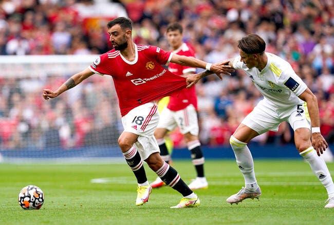 Triplé de Fernandes, 4 passes décisives pour Pogba, Man Utd explose Leeds