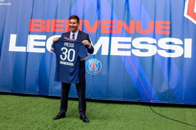 Lionel Messi et L'Equipe, la polémique éclate sur la Toile !
