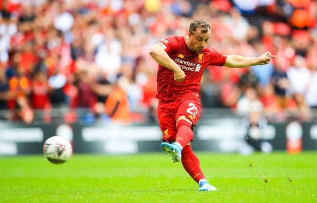 Shaqiri : « Ridicule ! », l'offre de Lyon scandalise Liverpool