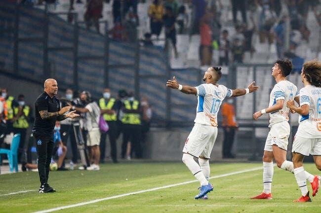 OM : Marseille perd des points, merci Sampaoli