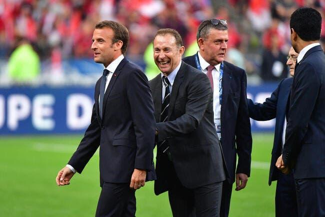 PSG : Papin écoeuré par le « Qatar Saint-Germain »